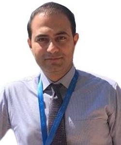 عکس دکتر فرخ کامران خواجوی