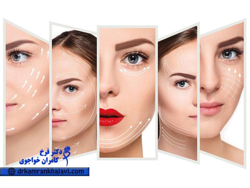 افزایش جذابیت و حس جوانی پوست با تزریق بوتاکس